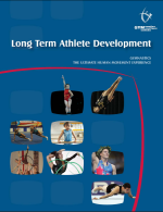 Cover of LTAD Gymnastics Strategy