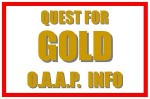 Quest For Gold Logo