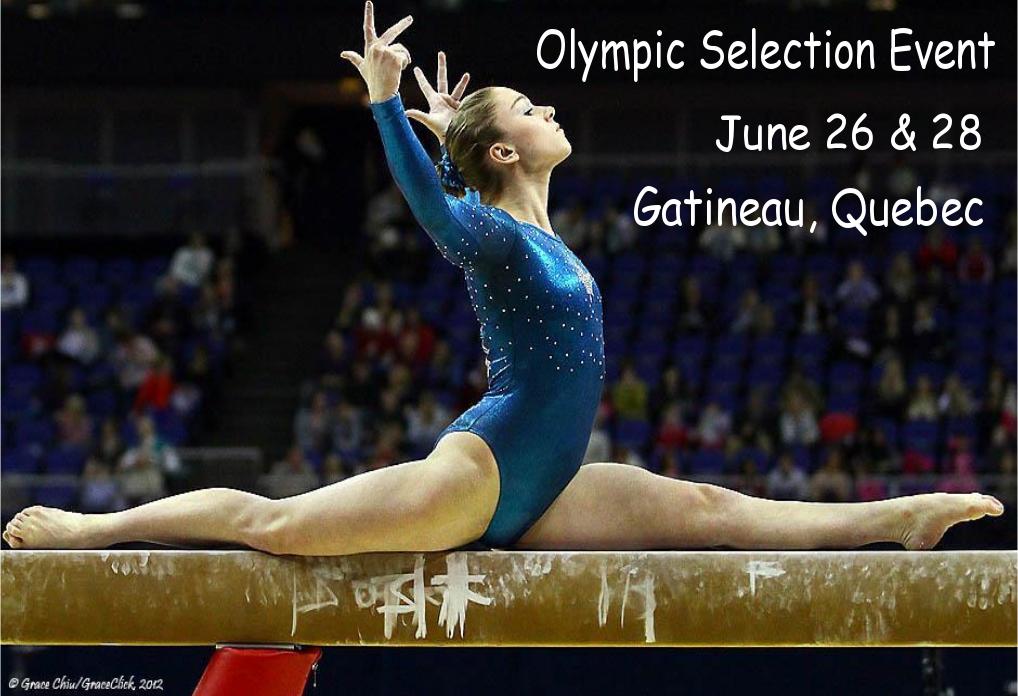 Black Olympic Gymnast 2012