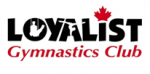 Loyalist Gymnastics Club Logo