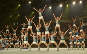 15th World Gymnaestrada 2015 Helsinki/FIN, 12-19 July 2015