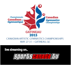 Canadian Artistic Championships 2015