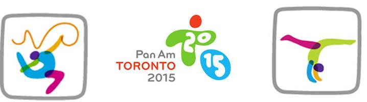 Pan Am - Art & RG disciplines logo 2