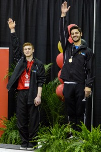 Colin Tamane and Cameron Namek-National Open