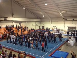 Event Finals Flash Mob