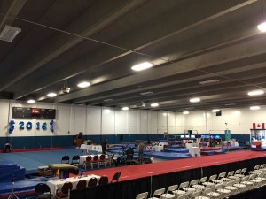L3-5 Competition Gym