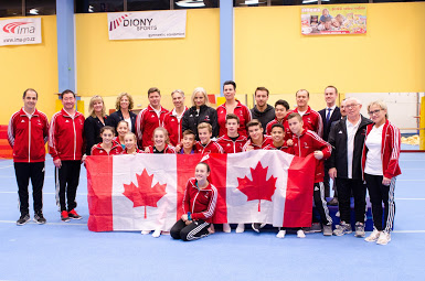 MAGWAG Jr. Cdn Teams - Olympic Hopes Cup
