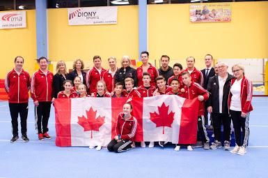 MAGWAG Jr. Cdn Teams - Olympic Hopes Cup