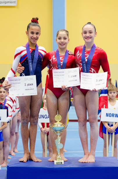 WAG Jr. Cdn AA Competition - Olympic Hopes Cup