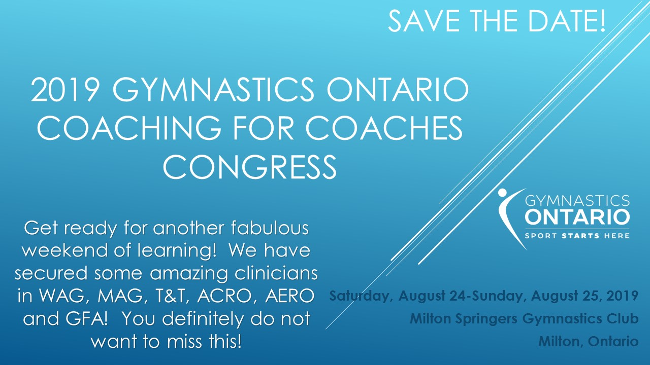2019 Coaching Congress