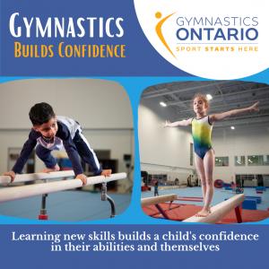 Gymnastics Build Confidence