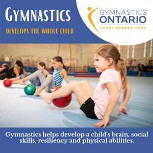 Gymnastics Develops the Whole Child
